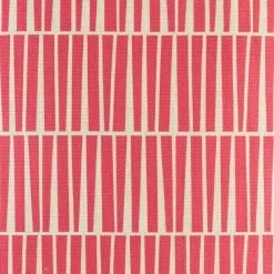 Close up swatch of pink cushion cover