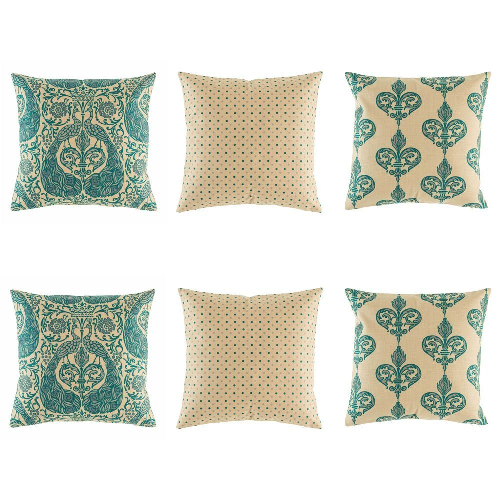 Memphis 6 Cushion Cover Collection