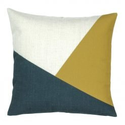 45x45cm simple modern cotton linen cushion cover