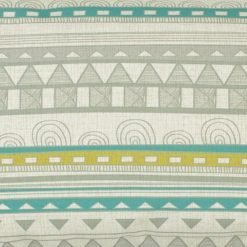 Closeup Image of a Grey Rectangular Cushion Cover 30x50cm