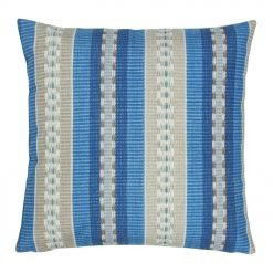 Blue Square Cushion Cover 45x45cm