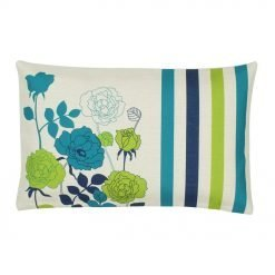 Floral Rectangular Cushion Cover 30x50cm