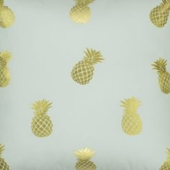 Coseup Image of a Square Petite Pinapple Cushion 45x45cm