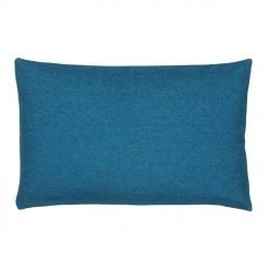30x50cm blue rectangular linen cushion cover