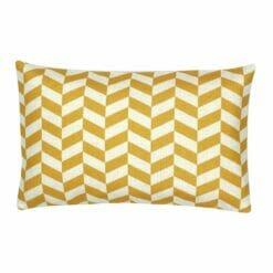 Gold Rectangular Cushion Cover 30x50cm