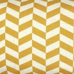 Closeup Image of Gold Rectangular Cushion Cover 30x50cm