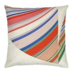 Square Multi Colour Splendour Cushion Cover 45x45cm