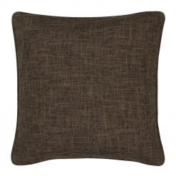 45x45cm chestnut brown cushion cover