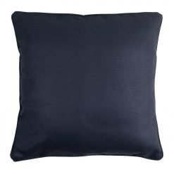 45cmx45cm navy colour cushion cover