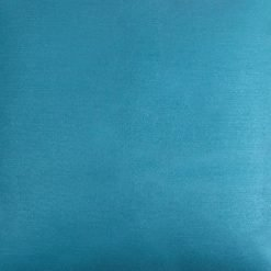 Close up of an ocean blue cushion cover