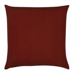 45x45cm bright maroon outdoor cushion