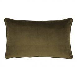 Image of tawny brown rectangular cushion cover