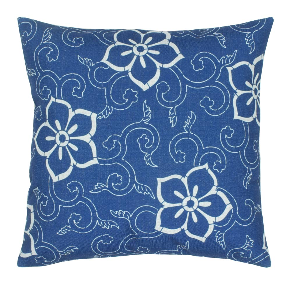 Afia Blossom Cushion Cover