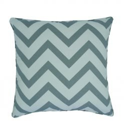 45cmx45cm cotton cushion cover in grey